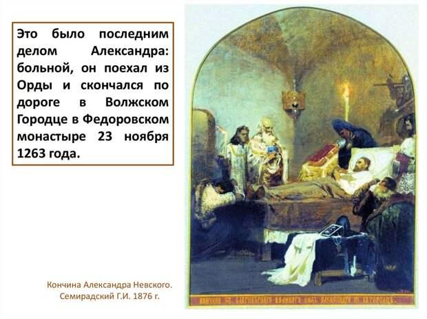 Куда пропали голова и туловище Александра Невского