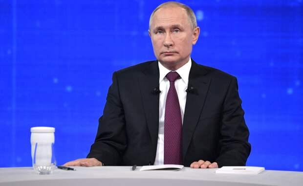 Четыре основных тезиса Путина с прямой линии (субъективно)