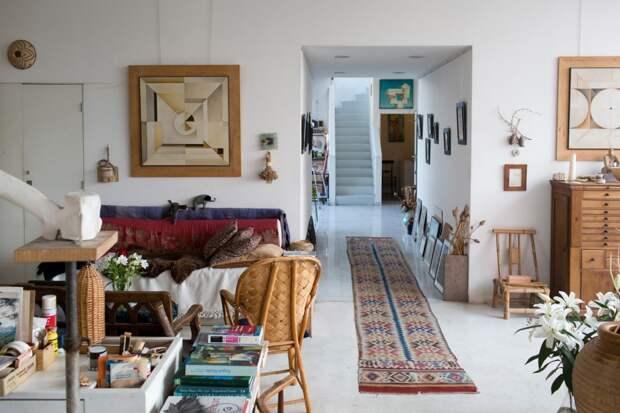 Жизнерадостная Жизель 1912 года рождения и ее дом