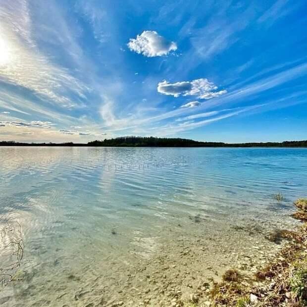 Озеро Донцо