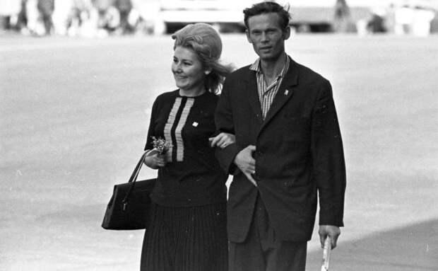 Любовь в СССР  на архивных снимках