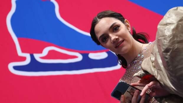 Гала-шоу «Ледниковый период» с участием Медведевой и Бойковой с Козловским пройдет 16 апреля в Санкт-Петербурге