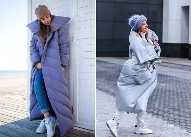 Самые стильные зимние луки