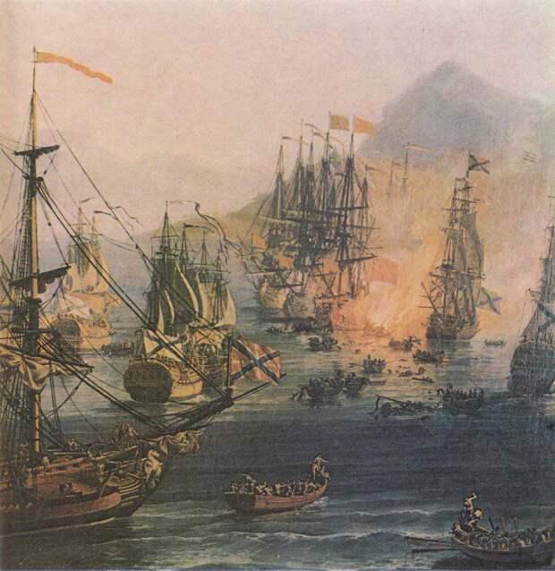 Адмирал Григорий Спиридов