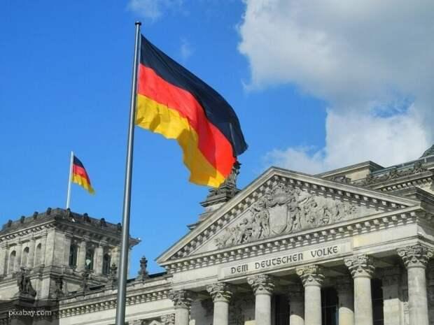 N-TV сообщил о самом сильном спаде в экономике Германии с начала 90-х