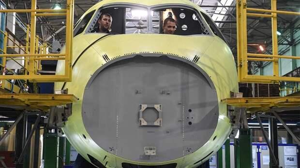 ОАК рассматривает проект разработки увеличенного SSJ100