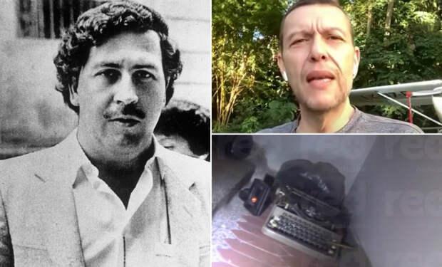 Колумбиец почувствовал запах в стене своей квартиры, после чего разобрал кладку и нашел тайник Пабло Эскобара