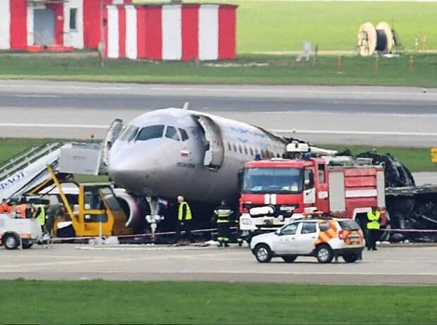 """""""Аэрофлот"""" объяснил крушение SSJ-100 неправильной настройкой тренажёра для пилотов"""