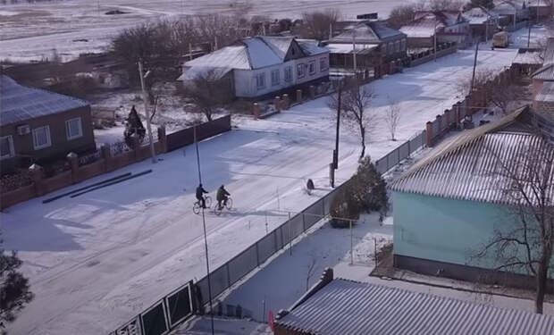 Обезвоженный хутор Романовский: жизнь в деревне, где воды нет даже в земле