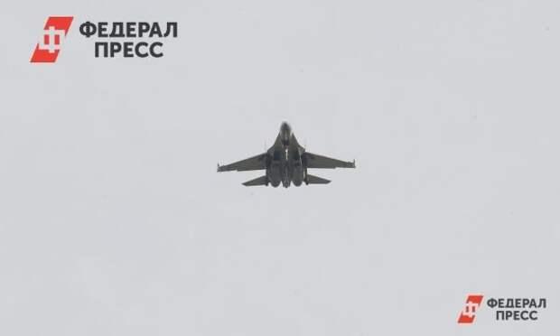 Истребители перехватили сверхзвуковой бомбардировщик США на границе с Россией