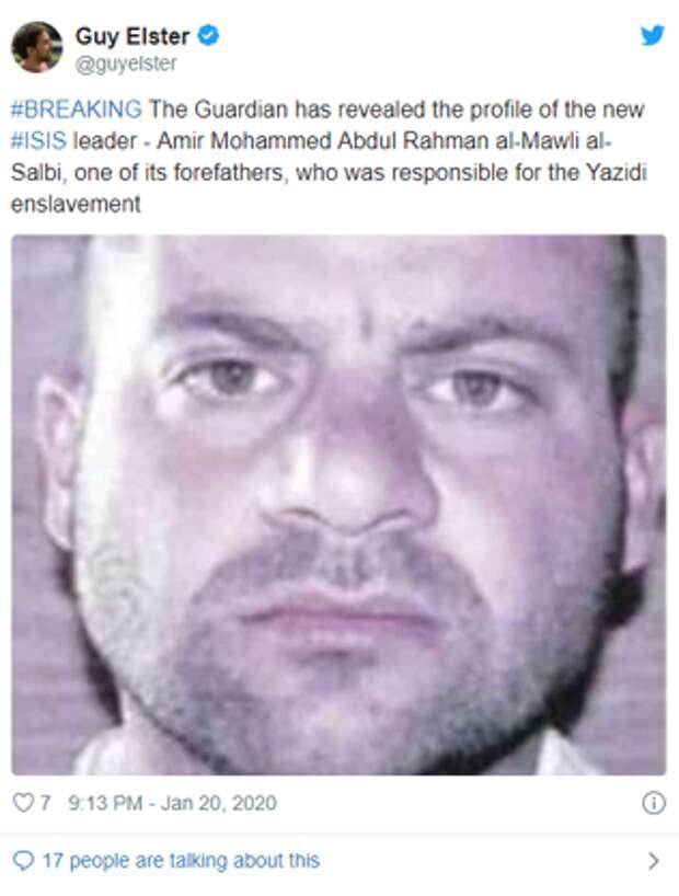 ИГИЛ скинуло 254 кг ненависти: на место «Джаббы-Джихат» пришел новый главарь группировки, а он даже не араб
