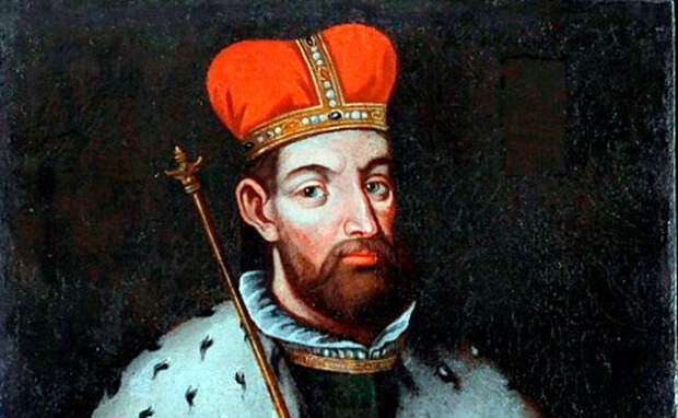 Литовский князь Гедимин