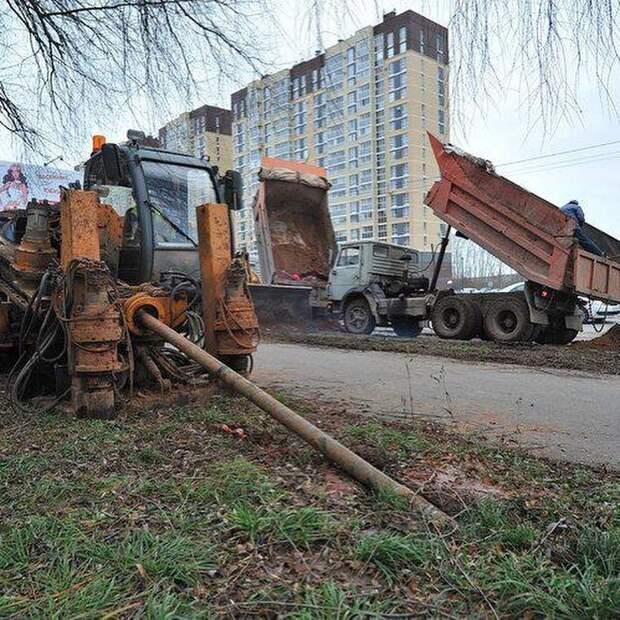 Закольцовка сетей в Ижевске обеспечит водоснабжением новое жилье в Завьяловском районе