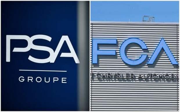 PSA и Fiat Chrysler решили объединиться – по-честному!