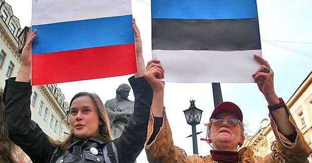 Депутаты Эстонии предложили провести референдум о присоединении к России