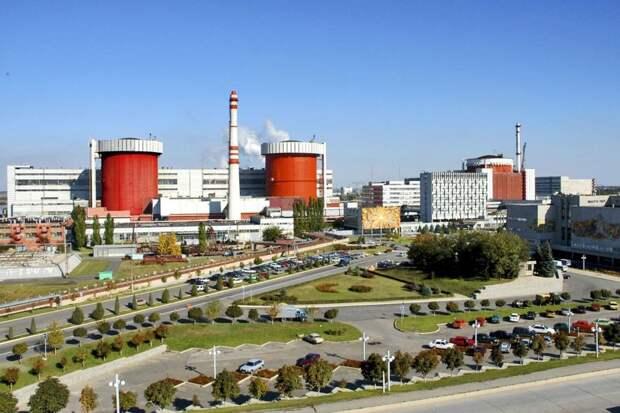 Южно-Украинская АЭС нуждается в капитальном ремонте