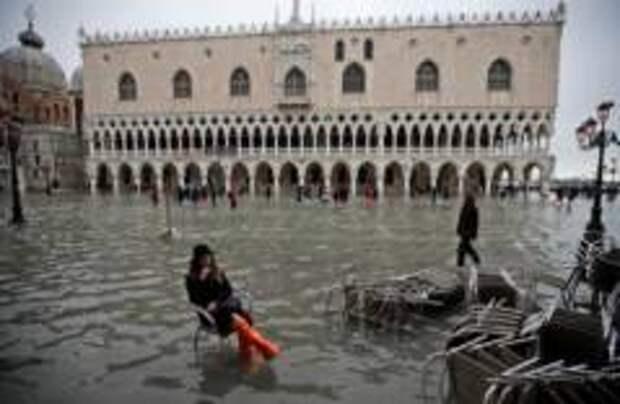 Россия поможет Венеции
