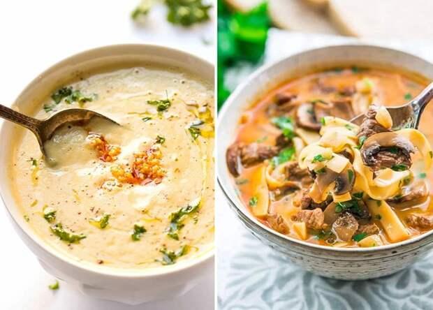 Вкусный суп заполчаса: 7 отличных рецептов совсего мира