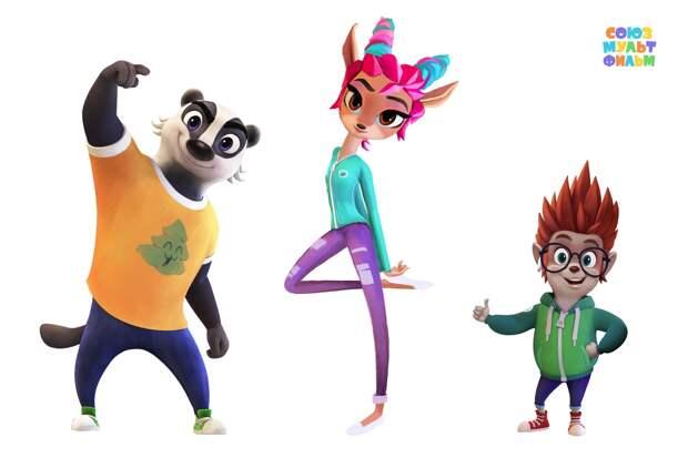 В мультсериале «Ну, погоди!» появятся новые звери