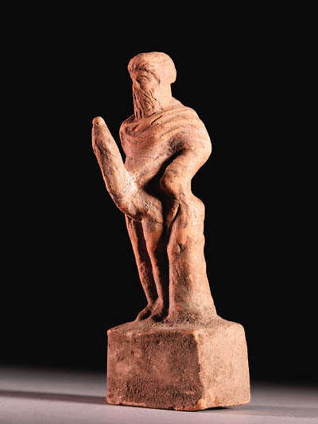 Вот почему у древних статуй всегда маленькие пенисы