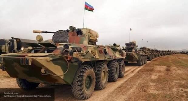 Азербайджанская армия отступила в Нагорном Карабахе