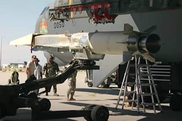 Испытания ракеты X-51A: попытки обновления ракетно-ядерного арсенала США