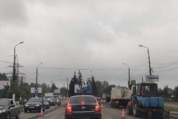 Движение на Южном мосту частично ограничат до окончания ремонта