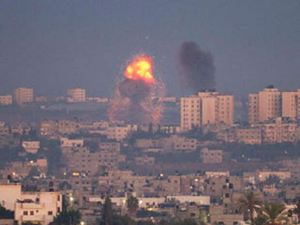 Источник: Израиль подтвердил согласие на перемирие в секторе Газа