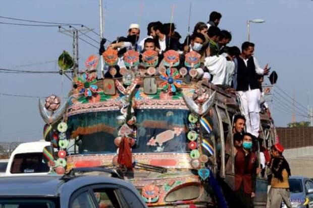 В объективе Пакистан — ноябрь 2020