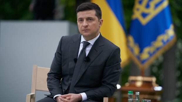 Зеленский считает, что Крым и Донбасс «вернутся» в состав Украины