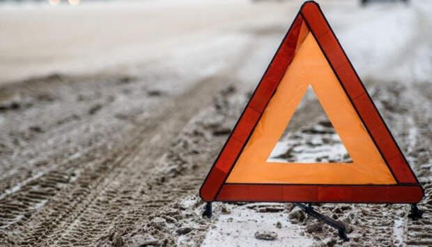 Дорога в Карелии оказалась заблокирована из-за ДТП