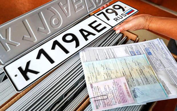 Автономера у дилеров, штрафы за техосмотр: важные изменения для водителей