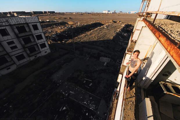На руинах исчезнувшей высокоразвитой цивилизации