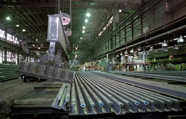 Россия получит 50 тысяч тонн рельсов от Казахстана