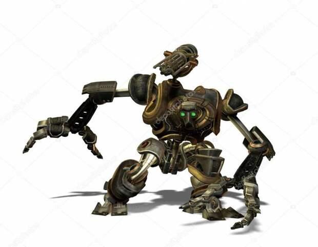 Будут ли боевые роботы есть людей?