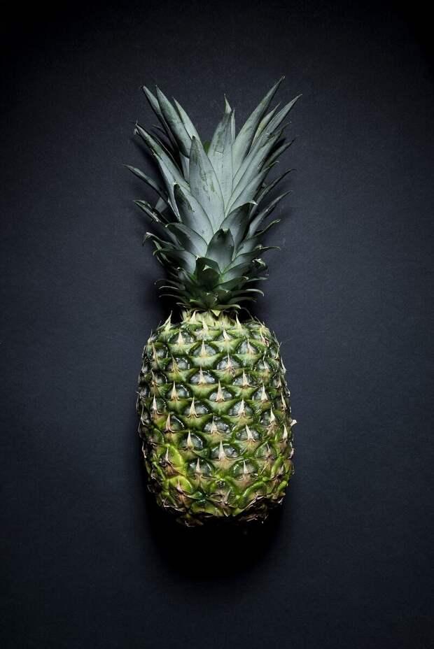 """Эксперимент """"Я - ананасовый фермер""""."""