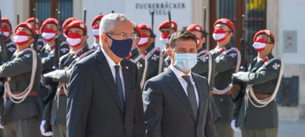 Президент Австрии сильно разочаровал Украину