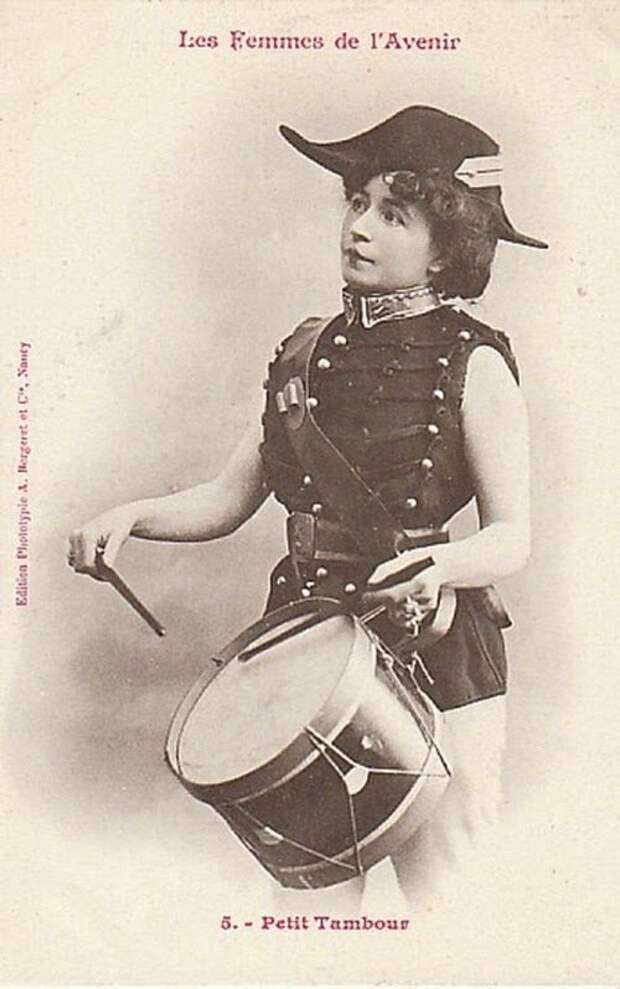 Барабанщик женщины, прогресс, профессии, феминизм