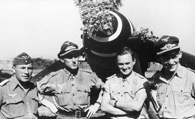Первая часть интервью Эриха Хартмана: «Гитлер сказал мне, что Господь помиловал его» (ABC, Испания)