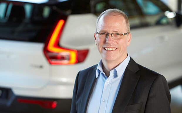 9 честных ответов Мартина Перссона, главы Volvo в России