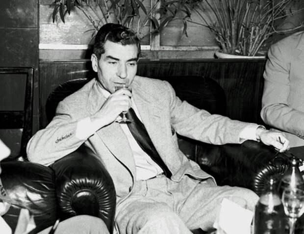 Счастливчик Лучиано и мафия