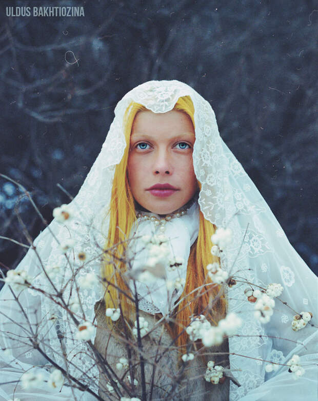 Russian Artist Creates Surreal Photos To Illustrate Traditional Fairy Tales