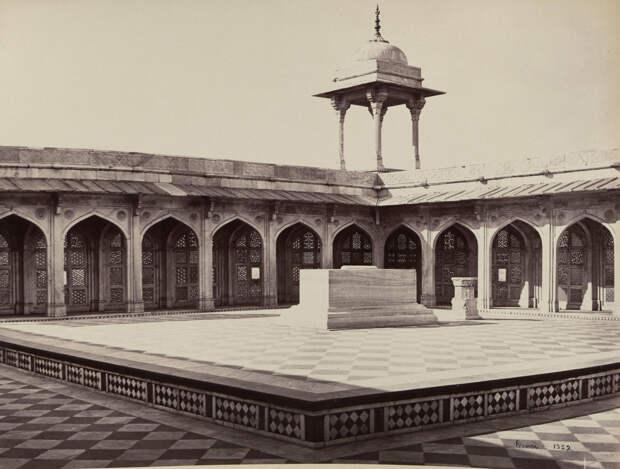 Albom fotografii indiiskoi arhitektury vzgliadov liudei 58