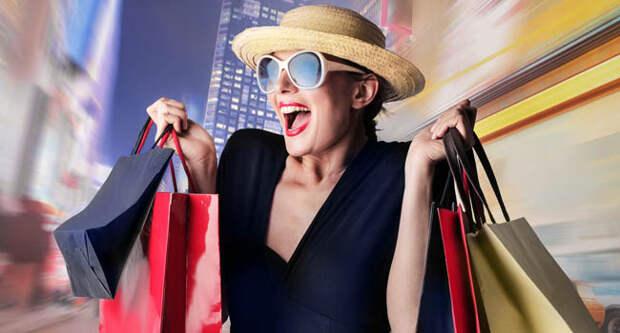 Блог Павла Аксенова. Анекдоты от Пафнутия про шопинг. Фото olly18 - Depositphotos