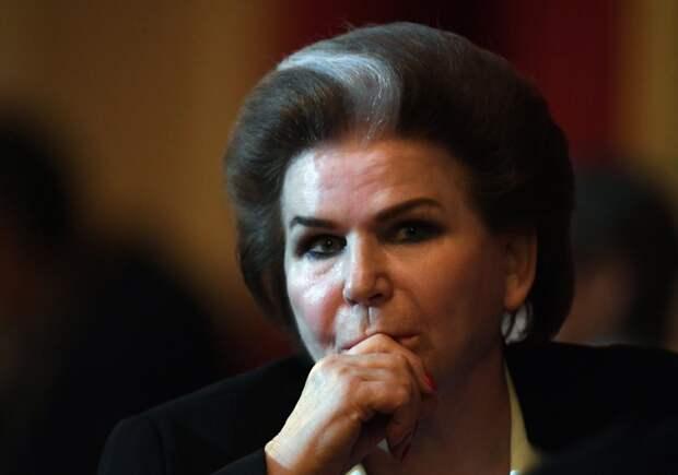 За информационной атакой на Терешкову стоит сеть либеральных СМИ и НКО