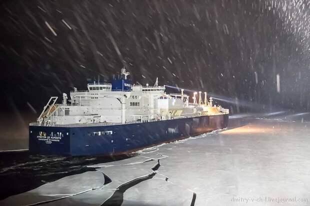 Смелый план Путина по доставке СПГ через Арктику впечатлил испанских аналитиков
