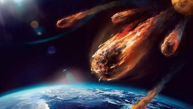 Обнаружены свидетельства чудовищной бомбардировки Земли астероидами