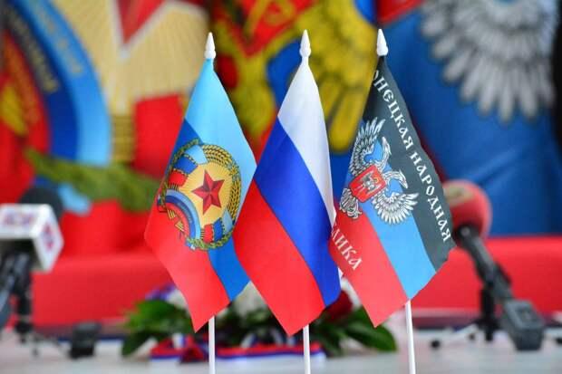 ДНР и ЛНР будут синхронизировать законодательство с учетом интеграции в РФ