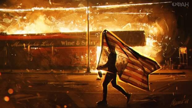 «Данила был прав: Америке — кирдык». Роман Носиков прощается с гегемоном