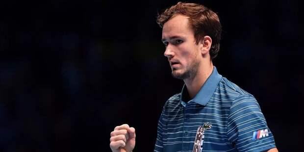 Российский теннисист прошел в третий круг турнира в Париже